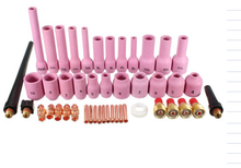 46PK WP 9 20 Series TIG Welding Torch Consumables Accessories
